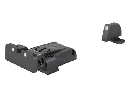 LPA SPR Sight Set Sig Sauer P220, P225, P226, P228 Steel 3-Dot