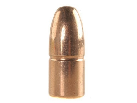 Woodleigh Bullets 505 Gibbs Magnum (505 Diameter) 525 Grain Bonded Weldcore Round Nose Soft Point Box of 25