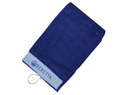 Beretta Shooter's Towel Cotton Navy
