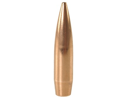 Sierra MatchKing Bullets 264 Caliber, 6.5mm (264 Diameter) 107 Grain Jacketed Hollow Point Boat Tail