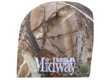 MidwayUSA Beanie Fleece Polyester Realtree AP Camo
