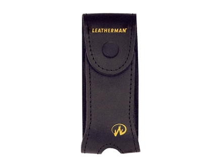 Leatherman Premium Leather and Nylon Sheath - 4.5""