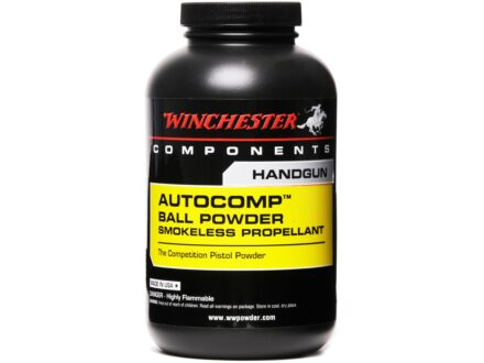 Winchester AutoComp Smokeless Powder