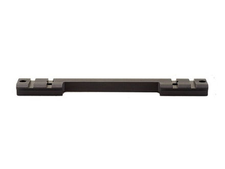Ironsighter 1-Piece Weaver-Style Scope Base Savage 10 Through 16 Round Rear Short Action Matte