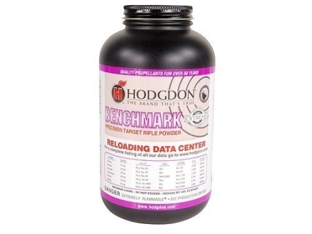 Hodgdon Benchmark Smokeless Powder
