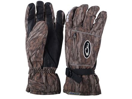Drake LST Refuge GORE-TEX Waterproof Insulated Gloves Polyester