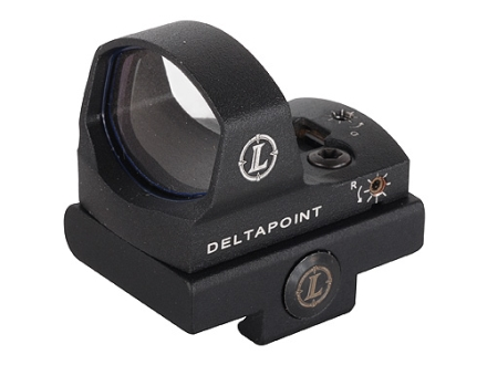 Leupold DeltaPoint Reflex Red Dot Sight 3.5 MOA Dot with Weaver-Style Mount Matte