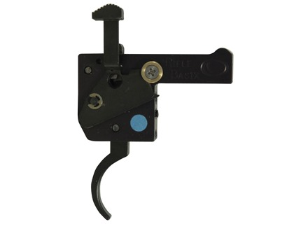 Rifle Basix Rifle Trigger Weatherby Vanguard, Howa 1500, S&W 1500 with Safety 12 oz to 1-1/2 lb Black