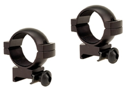 Barska 30mm Weaver-Style Rings Matte High