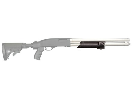 Advanced Technology Tactical Forend Remington 870, Mossberg 500, 590, 835, Winchester 1200, 1300 12 Gauge Polymer Black