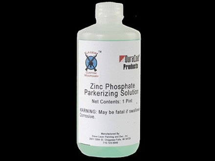 Lauer Zinc Phosphate Parkerizing Solution 16 oz Liquid