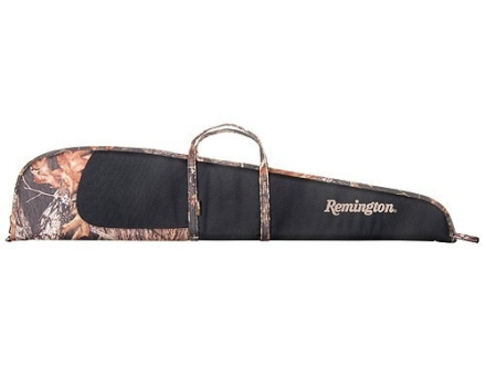 Remington Shur Shot Scoped Rifle Gun Case 46&quot; Nylon Black and Camo