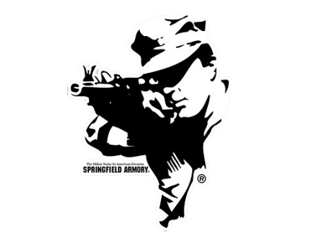 Springfield Armory Shooter Decal