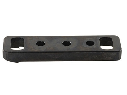 Leupold 1-Piece Dual-Dovetail Pistol Scope Base S&W K, L, N Frame (Pre-Drilled and Tapped) Gloss