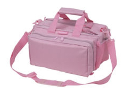 Bulldog Deluxe Range Bag Nylon Pink