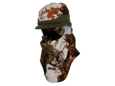Scent-Lok Radar-Style Fleece Head Cover Polyester