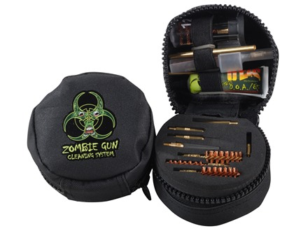 Otis Zombie Gun Cleaning System