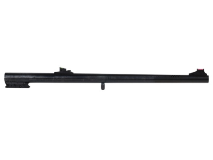 "Rossi Slug Barrel Rossi Wizard 20 Gauge 1 in 35"" Twist 23"" Steel Blue with Fiber Optic Front and Rear Sight"