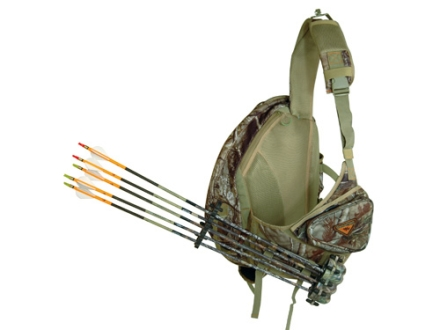GamePlan Gear Spot-n-Stalk Quiver Backpack Polyester Realtree AP Camo