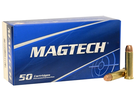 Magtech Sport Ammunition 357 Magnum 158 Grain Full Metal Jacket Box of 50