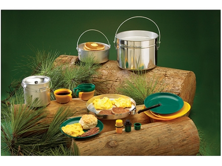 Texsport 4-Person Heavy Duty Cook Set Aluminum
