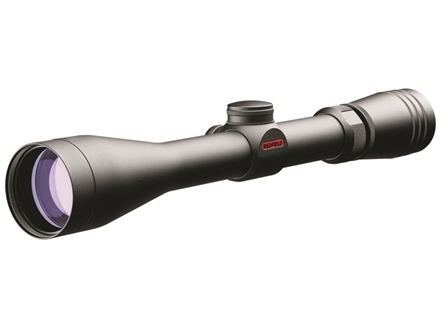 Redfield Revolution Rifle Scope 4-12x 40mm Accu-Range Reticle Matte