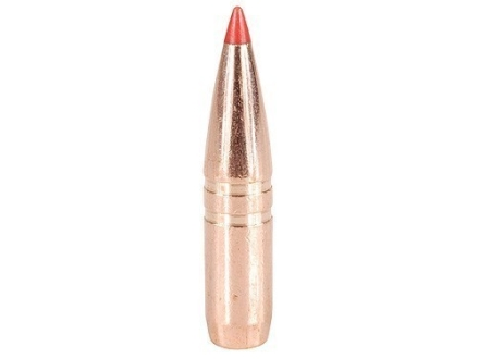 Hornady Gilding Metal Expanding Bullets 270 Caliber (277 Diameter) 130 Grain GMX Boat Tail Lead-Free Box of 50