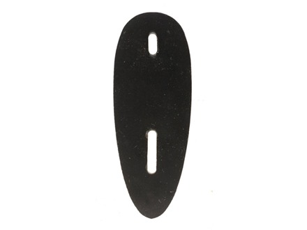 Kick Eez Stock Spacer 1/4&quot; Black