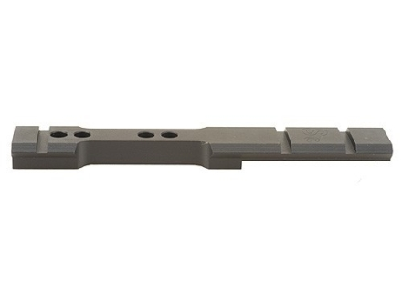 Stratton Custom TC Accessories Weaver-Style 4-Hole Standard Scope Base Thompson Center Contender Steel Matte