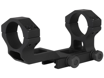 GG&amp;G FLT Bolt On Extra-Extended Low Profile Scope Mount Picatinny-Style with Integral 30mm Rings AR-15 Flat-Top Matte