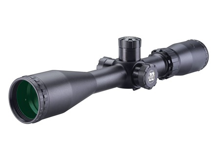 BSA Sweet 22 Rimfire Rifle Scope 6-18x 40mm Side Focus Duplex Reticle Matte