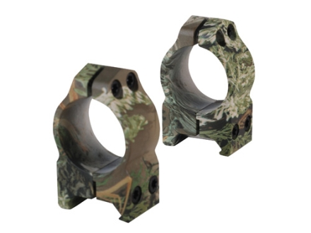 "Nikon 1"" Weaver-Style Rings Realtree Max-1 Camo Medium"