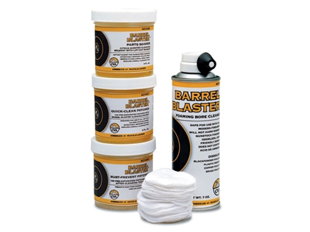 CVA Barrel Blaster Black Powder Cleaning System Value Pack