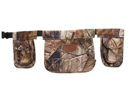 The Outdoor Connection Deluxe Junior Game Bag Canvas Realtree AP Camo