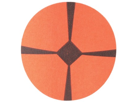 Lyman Accupoint Target Dots 1&quot; Self-Adhesive Red Package of 100