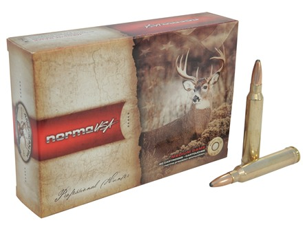 Norma USA American PH Ammunition 300 Winchester Magnum 165 Grain Oryx Protected Point Box of 20