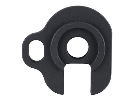 Midwest Industries Loop End Plate Sling Mount Adapter Mossberg 500, 590 12 Gauge Left Hand Aluminum Matte