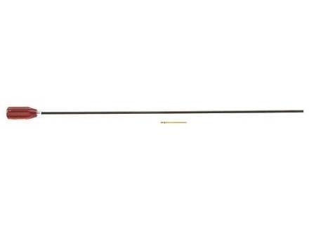 "Dewey 1-Piece Cleaning Rod 22 to 26 Caliber 11"" Stainless Steel 8 x 32 Female Thread"