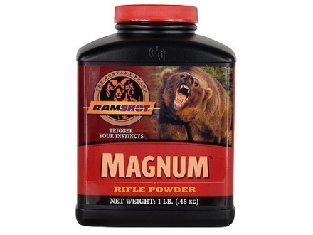 Ramshot Magnum Smokeless Powder
