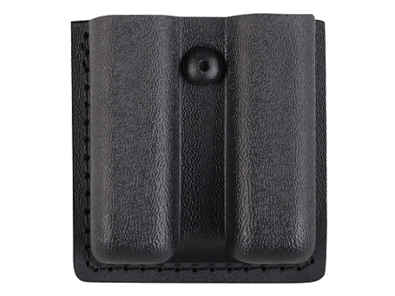 Safariland 79 Slimline Open-Top Magazine Pouch Glock 17, 22, 34, 35, Sig Sauer P220, P226, P229, SP2340 Laminate Black