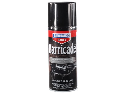 Birchwood Casey Barricade Rust Preventative 10 oz Aerosol
