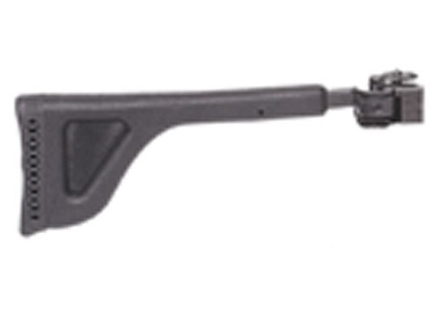 Choate Side Folding Buttstock Thompson Center Contender Steel and Synthetic Black