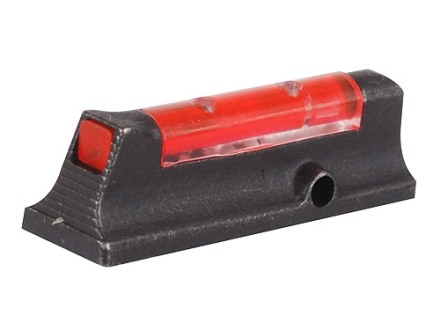 HIVIZ Front Sight Ruger LCR Steel Fiber Optic Red