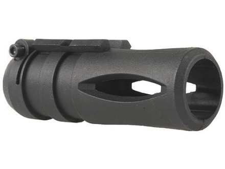 Advanced Technology Shotforce Muzzle Mount with Integral Weaver-Style Base fits Most 12, 16 Gauge Shotguns Matte