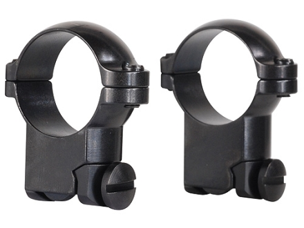 Leupold 1&quot; Ring Mounts Ruger 77 Gloss High