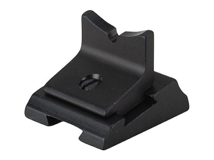 "Williams Rear Sight Blade U Notch 5/16"" Height Aluminum Black"