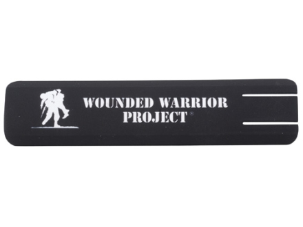 ERGO Full Profile Wounded Warrior Project Rail Cover Set of 2 Polymer Black