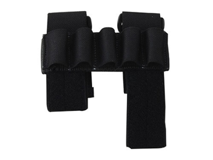 California Competition Works Arm Band Shotshell Ammunition Carrier 12 Gauge 5 Round Nylon Black