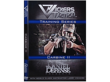 Daniel Defense &quot;Vickers Tactical Training Series: Carbine 2&quot; DVD