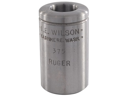 L.E. Wilson Trimmer Case Holder 375 Ruger